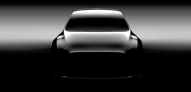 Tesla stellt Model Y vor