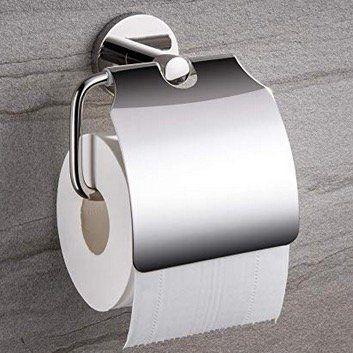 Toilettenpapierhalter aus Edelstahl zur Wandmontage für 10€ (statt 25€)