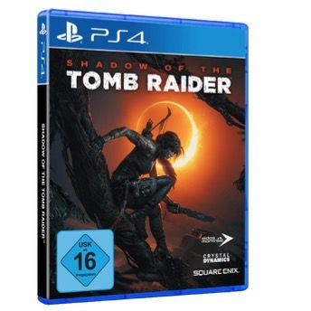 Shadow of the Tomb Raider (Standard Edition)   PS4 für 18€ (statt 43€)