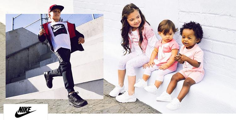Nike Kids Sale mit bis zu 63% Rabatt bei Veepee   z.B. Shirts ab 7,99€