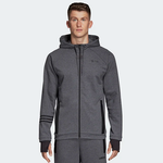 adidas Essentials Motion Pack Trainingsjacke in Grau für 34,93€ (statt 58€)