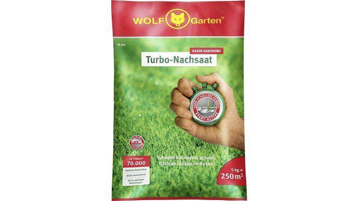 Wolf Garten Turbo Nachsaat LR 250 für 33€ (statt 44€)