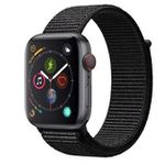Apple Watch Series 4 LTE + GPS 44mm Space Grau mit Sport Loop für 459,40€ (statt 520€)