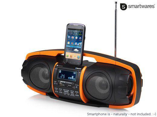 Audiosonic Beatblaster Ghettoblaster RD 1548 für 35,90€ (statt 60€)