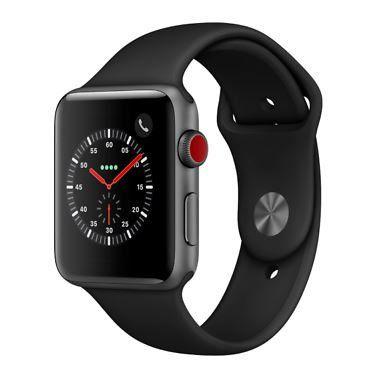 Apple Watch Series 3 42mm mit LTE Modul für 299,90€ (statt 339€)