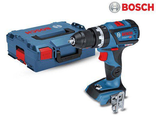 Bosch Blue GSB 18V 60 C Akku Schlagbohrschrauber mit L Boxx für 135,90€ (statt 165€)