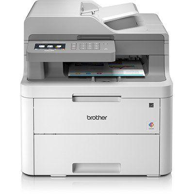 Vorbei! Brother DCP L3550CDW Farblaser Multifunktionsgerät für 232,74€ (statt 257€) + 50€ Cashback