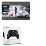 Microsoft Xbox One X im Metro Exodus Bundle + zweiter Controller nur 459€ (statt 550€)