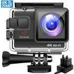 Victure AC800 4K Actioncam mit 20MP für 32,99€ (statt 66€)