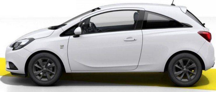 Opel Corsa 1,3 mit 69PS und Top Ausstattung im Leasing (Gewerbe oder Privat) ab 89€ mtl. für 3 Jahre mit 10TKM
