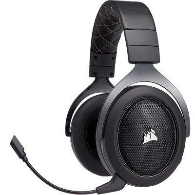 Corsair HS70 Wireless Gaming Headset Carbon für 89,92€ (statt 108€)