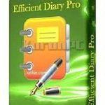 """Gratis """"Efficient Diary Pro v5.50"""" (statt ca. 28€)"""