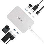 Dodocool USB-C Hub 7in1 Anschlüsse für 17,99€ (statt 33€)