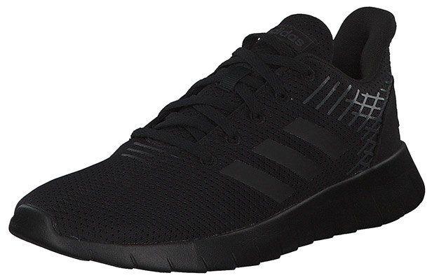 adidas Core Asweerun Sneaker in Schwarz für 34,99€ (statt 50€)