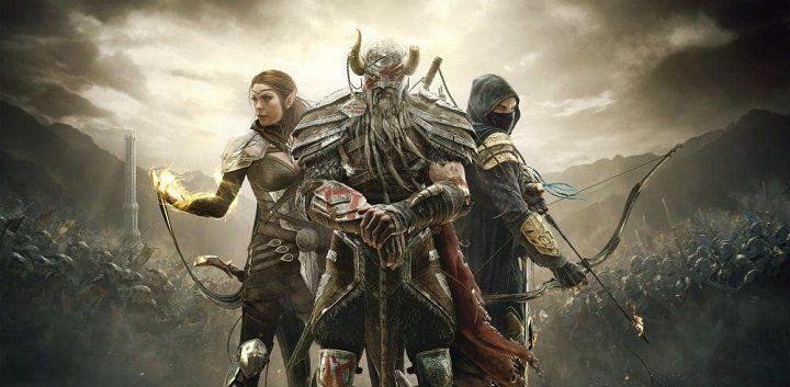 The Elder Scrolls Online gratis spielen (IMDb 7,5/10)