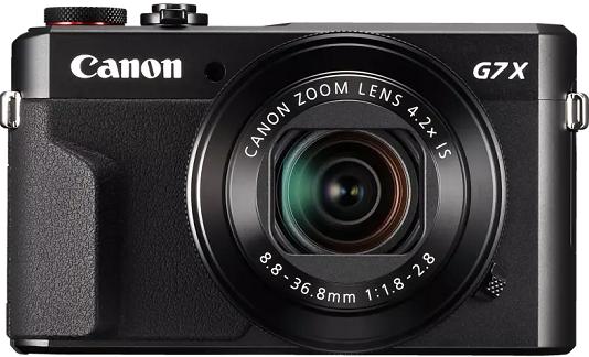Canon PowerShot G7X Mark II Digitalkamera für 434€ (statt 499€)