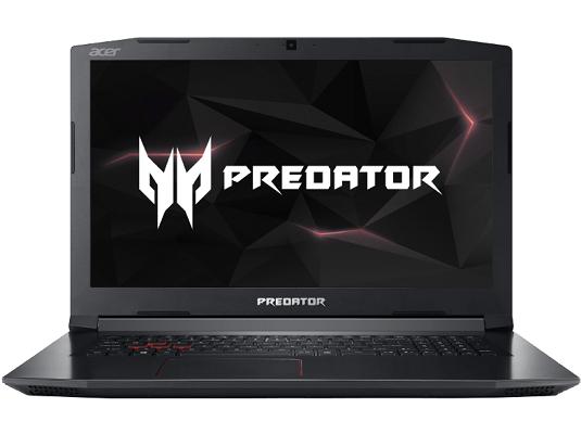 Acer Predator Helios 300 (PH317 52 78BR) – 17,3″ Notebook mit 256 GB SSD + 1 TB HDD + GeForce GTX 1060 für 1.354,09€ (statt 1.479€)