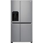 LG GSJ 761 PZTZ Side-by-Side Kühlgefrierkombination mit 601 l Gesamtvolumen für 1.316,65€ (statt 1.499€)
