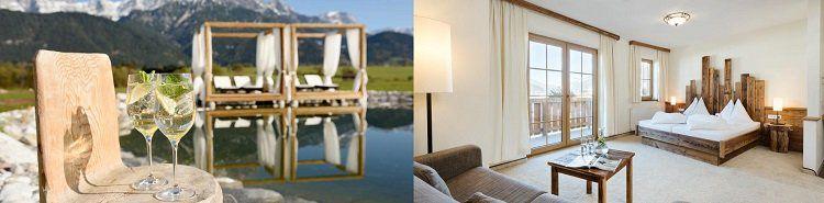 NOV   DEZ: 2 ÜN in 4*Hotel im Salzburger Land inkl. HP, Wellness, Fitness & Yogakurse ab 144€ p.P.