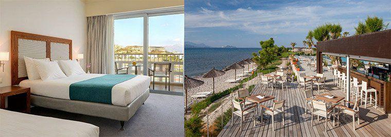 🌅 7 ÜN auf Kos im 4* Hotel All Inclusive & Flügen ab 366€ p.P.
