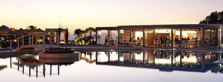 7 ÜN auf Kreta im 4* Strandhotel mit All Inclusive, Flug, Transfer & Zug ab 389€ p.P.