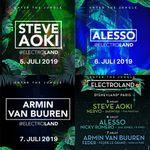 ELECTROLAND 2019   Festival im Disneyland Paris mit Armin van Buuren, Alesso, Steve Aoki inkl. 1 ÜN, Parkbesuch & Frühstück ab 129€ p.P.