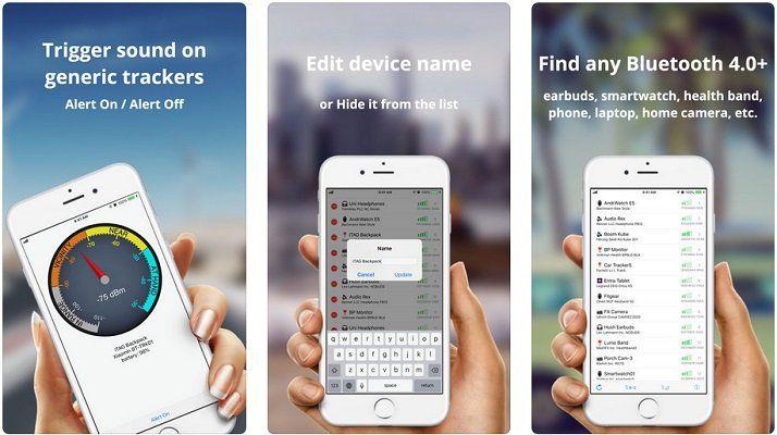 iOS: Gizmo Finder: find lost gadget kostenlos (statt 3,49€)