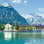 2ÜN in Tirol direkt am Achensee inkl. Frühstück, Minibar Nutzung & Wellness auf 3.000m² ab 159€ p.P.