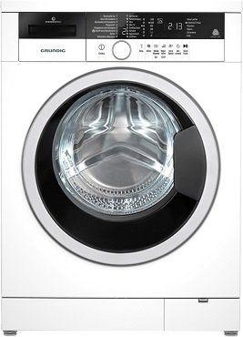 GRUNDIG GWA 38431 S Waschmaschine (8 kg, 1400 U/Min., A+++) für 385€ (statt 420€)