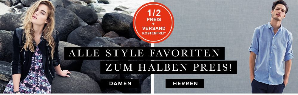dress for less mit 50% Rabatt auf ALLES + 10% Gutschein   z.B. Benetton Basic Pullover mit Rundhals ab 17€