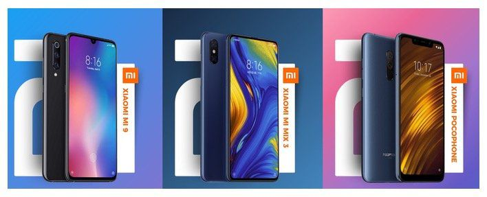 Xiaomi Smartphones ab 4,95 mit Otelo Allnet Flat im Vodafone Netz mit 4GB LTE (6GB Young) für 24,99€
