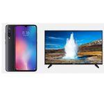 Xiaomi Mi 9📱+ Telefunken 48″ Smart-TV 📺 für 29,95€ + Vodafone Allnet-Flat mit 7GB LTE für 36,99€ mtl.