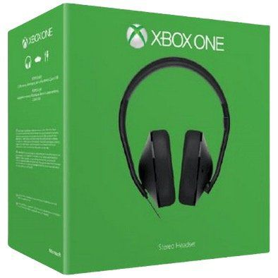 MM Club: Microsoft Xbox One Stereo Headset 🎧 für 33,99€ (statt 45€)