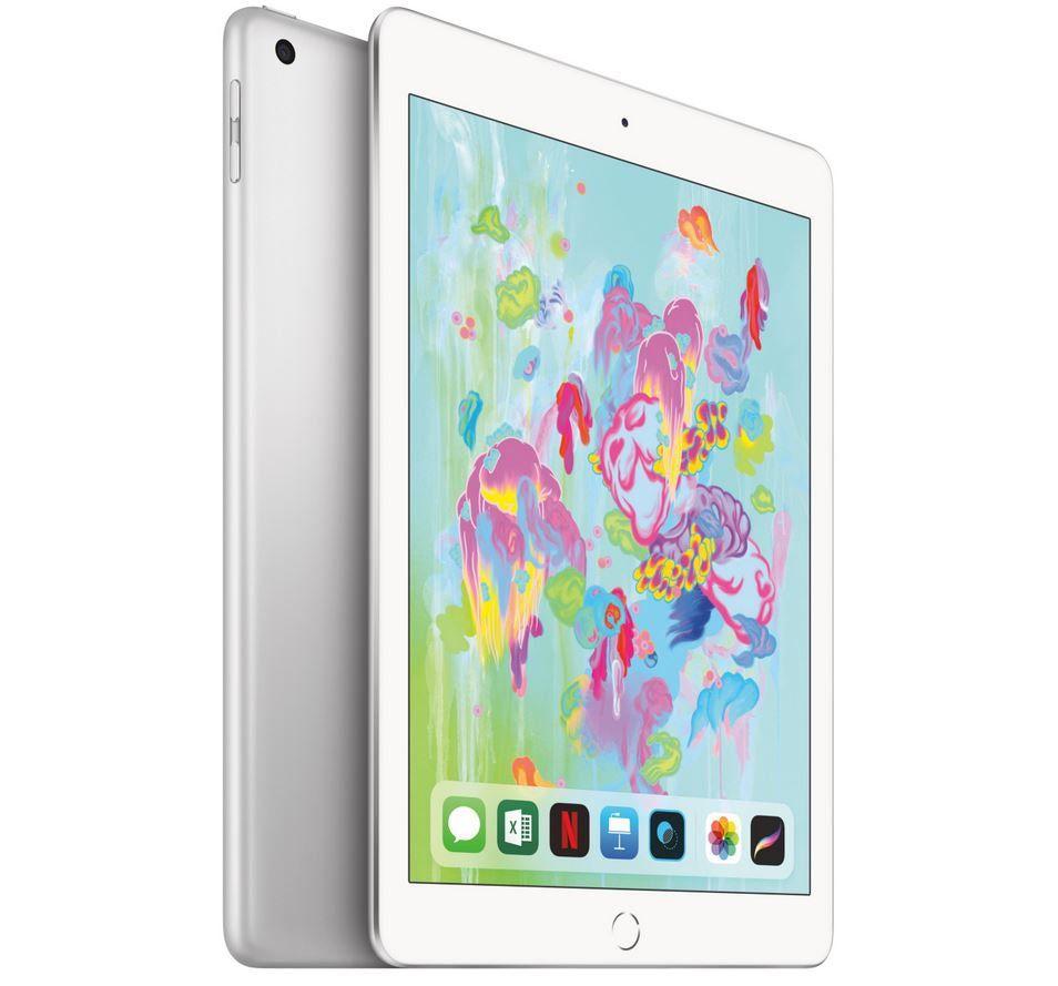 Apple iPad 9,7 128 GB  WiFi + Cellular (2018) für 389€ (statt 415€)