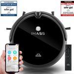 IMASS A3s App gesteuerter Saugroboter mit Wischfunktion für 188€ (statt 211€)