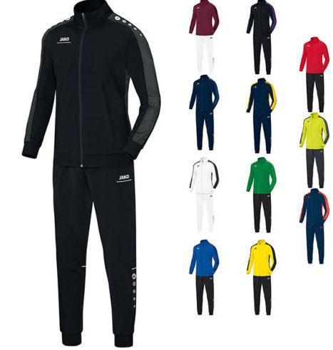 Jako Striker Trainingsanzug div. Farben für je 25,90€ (statt 34€)
