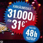 Vorbei: Starlight Express Jubiläums Verkauf – Tickets ab 31€