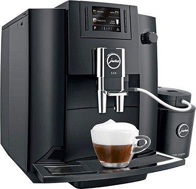 JURA E60 Kaffeevollautomat in Piano Black für 603,15€ (statt 678) – Club Aktion
