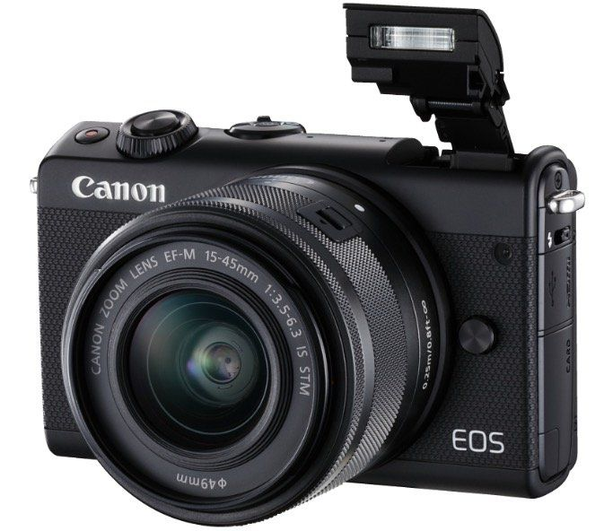 🔥 Canon EOS M100 📷 mit 15 45mm Objectiv für 222€ (statt 298€)