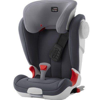 Britax Römer Kidfix II XP Kindersitz in Storm Grey für 165,59€(statt 209€)
