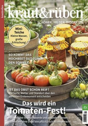 12 Ausgaben Kraut & Rüben für direkt reduzierte 38,40€ (statt 77€)
