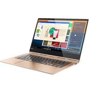 LENOVO Yoga 920 Convertible mit i7, 512GB SSD, 8GB RAM in Copper für 1.222€ (statt 1.699€)
