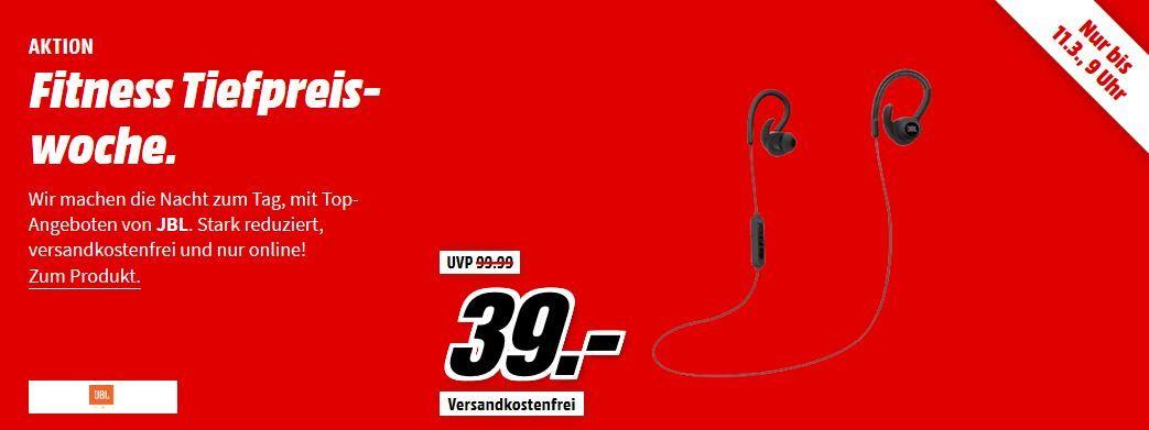 MM Fitness Tiefpreiswoche: letzter TAG z.B. JBL Reflect Contour In ear Kopfhörer für 39€ (statt 50€)
