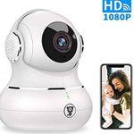 Littlelf Überwachungskamera mit WLAN, 1080P, Bewegung und Nachtsicht für 32,49€ (statt 52€)