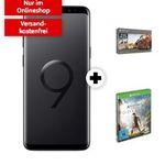 🔥 Samsung Galaxy S9 + Xbox One X + 3 Games für 49€ + Vodafone Allnet-Flat 8GB für 29,99€ mtl.