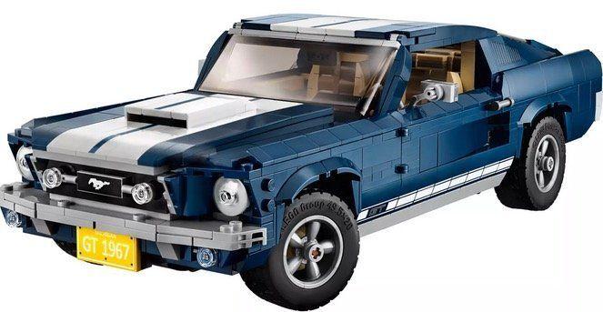 Lego Creator Ford Mustang (10265) für 105,90€ (statt 128€)