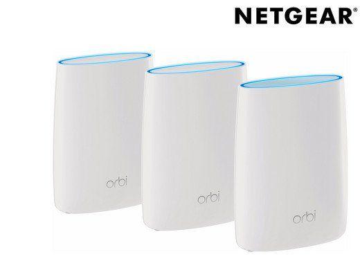 Netgear Orbi AC3000 (RBK53) WLAN System für 375,90€ (statt 470€)