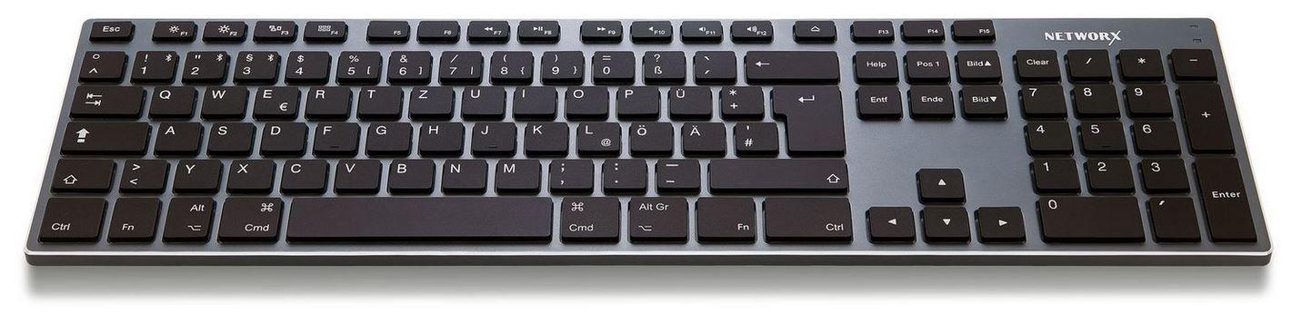 Networx Pro Multi Host Bluetooth Tastatur für 19,99€ (statt 76€?)