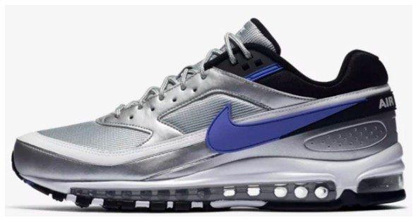 Nike Air Max 97 BW Skepta 👟 verschiedene Farben für 125,97€ (statt 180€)