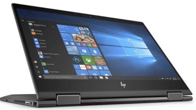 Notebook HP ENVY x360 💻 mit Quad Core, 8GB, 256GB SSD und Win10 für 749€ (statt 858€)